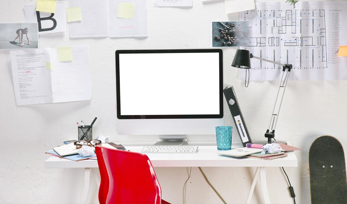 Arbeiten mit Soennecken - ob im Büro, unterwegs oder im Home Office