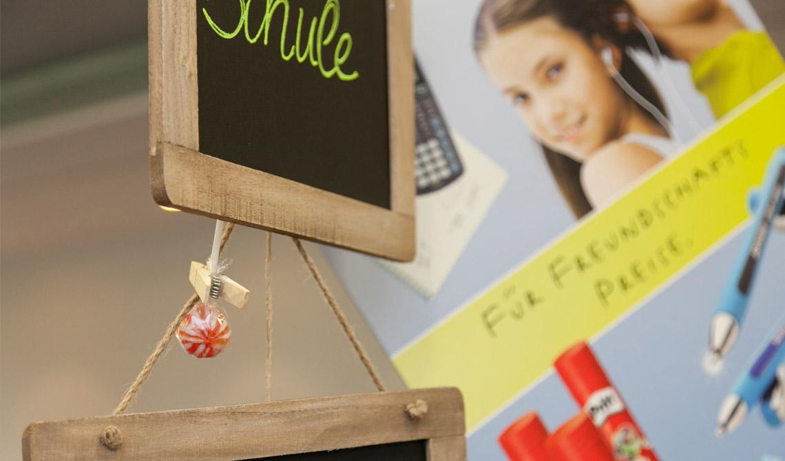 Bei Soennecken Händlern finden Eltern und Kinder alles für den Schulstart.