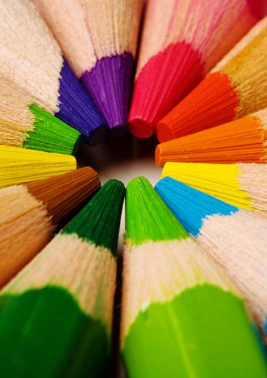 Wachsmaler, Buntstifte, Faserstifte: Alles für den den kreativen Nachwuchs