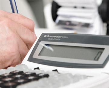 Soennecken Tisch- und Taschenrechner - Download der Bedienungsanleitungen