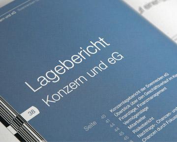 Soennecken Geschäftsbericht - Lagebericht und Abschluss