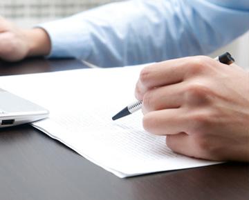Vertragsformulare für Vermieter finden Sie bei den Soennecken Mitgliedern