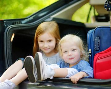 Entspannt in den Urlaub fahren – mit Kindern, Stift und Papier