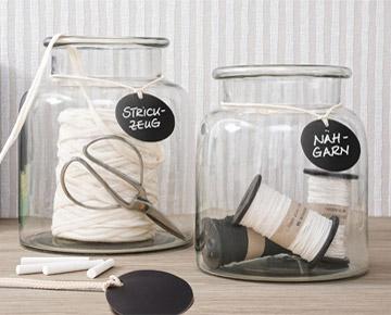 Mit stilvollen Etiketten Dekorieren, Beschriften und Sortieren leicht gemacht!