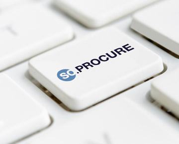 Das E-Procurement System der Soennecken eG heißt So.PROCURE.