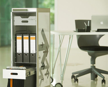 Reiseflair im Büro mit der bordbar